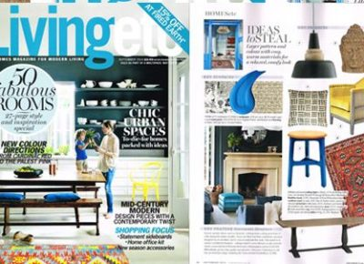 naughtone in Living Etc magazine!