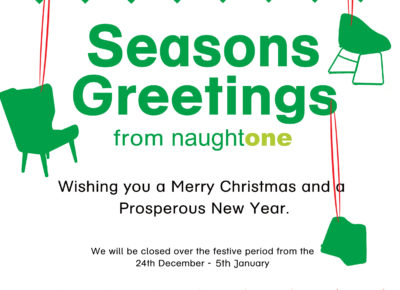 Merry Christmas from naughtone