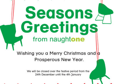Seasons Greetings from naughtone