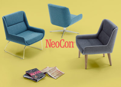 naughtone at NeoCon 2016