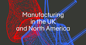 Did you know that we manufacture in both the UK and North America?