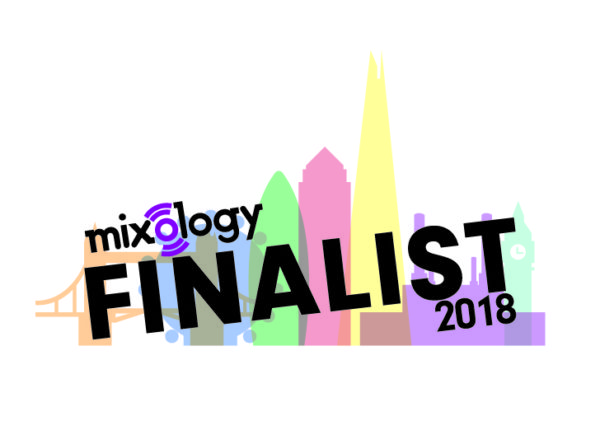 naughtone shortlisted for Mixology award 2018