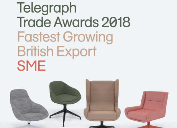 Shortlisting for Telegraph Trade Awards 2018