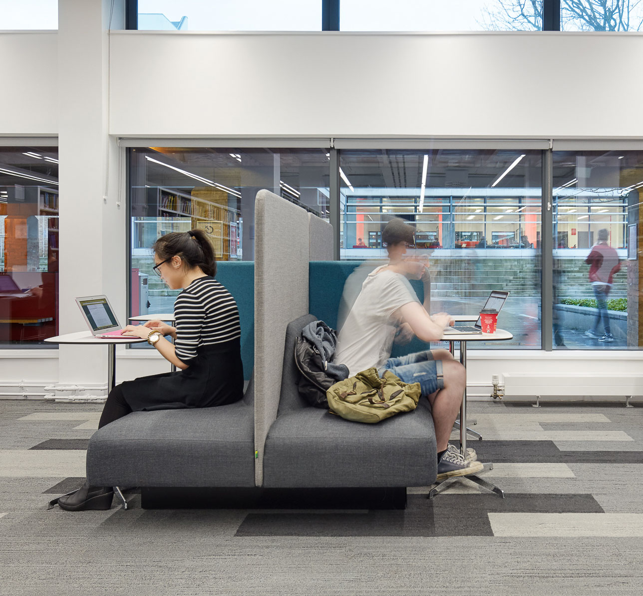 Lancaster University Library by Sheppard Robson